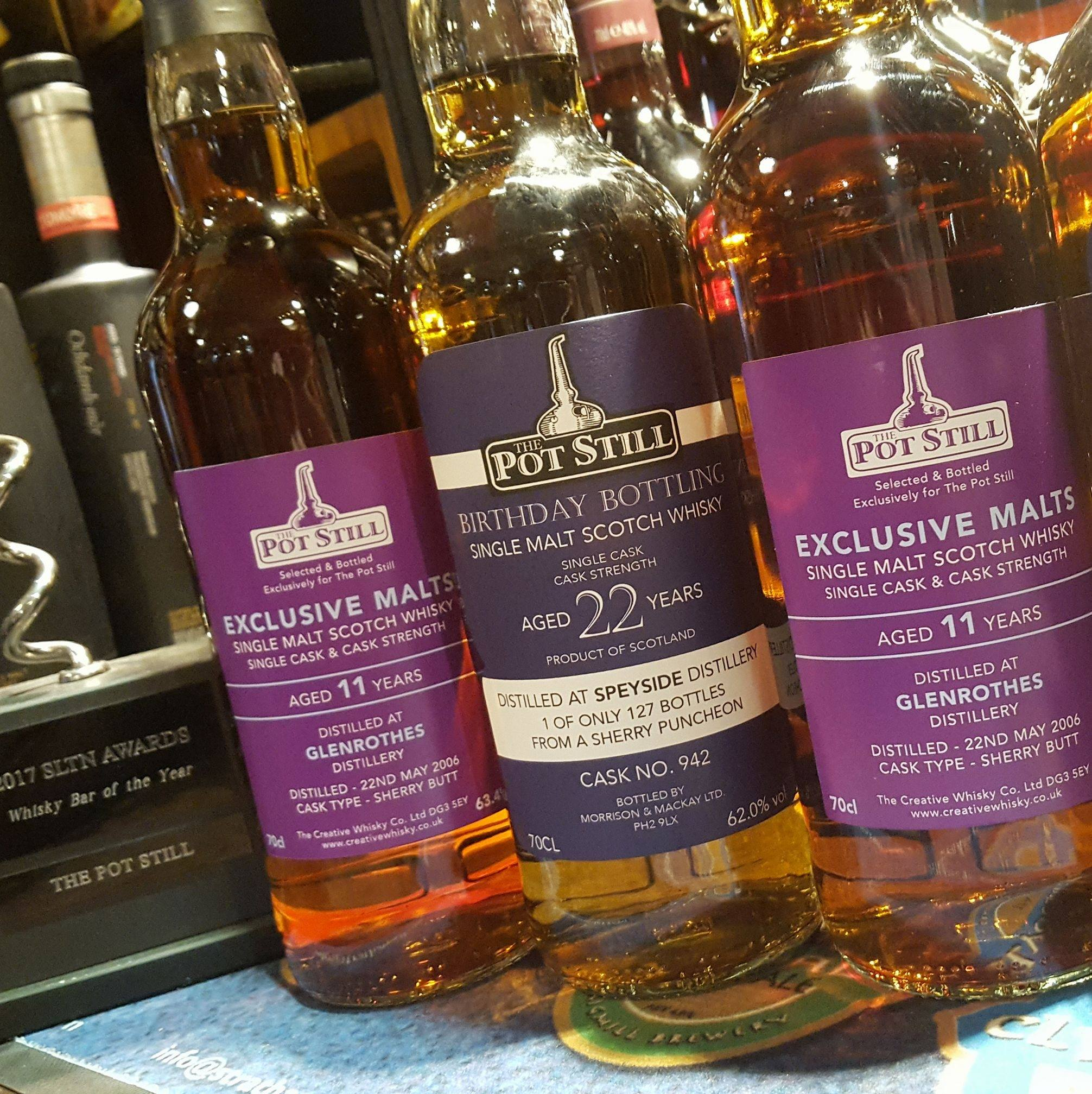 Last minute stocking fillers at The Pot Still