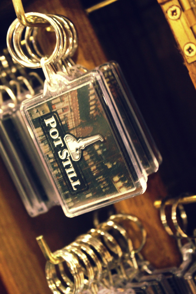 Pub merchandise - key ring